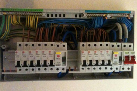 Magnificent Consumer Units Electrical Services M Ekin Wiring Cloud Usnesfoxcilixyz